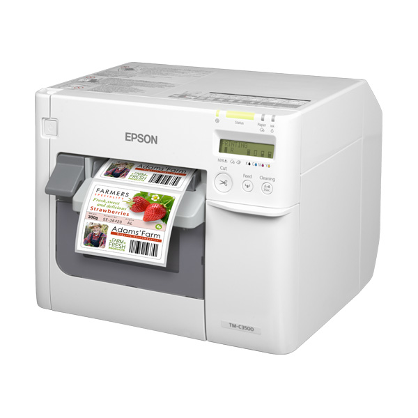 Epson Label Printer Back Office Hardware