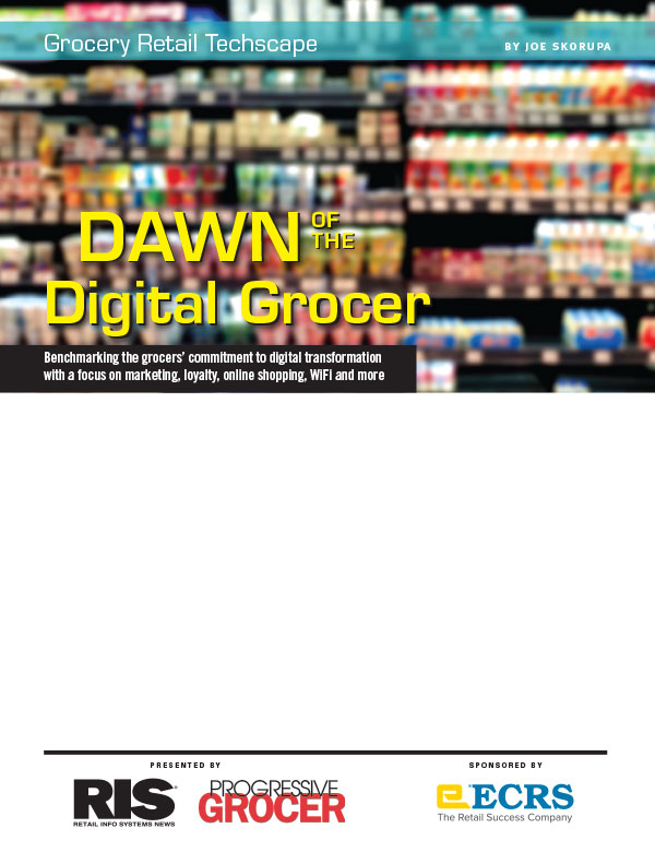 Dawn of the Digital Grocer