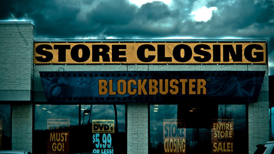 Blockbuster Stores Closing