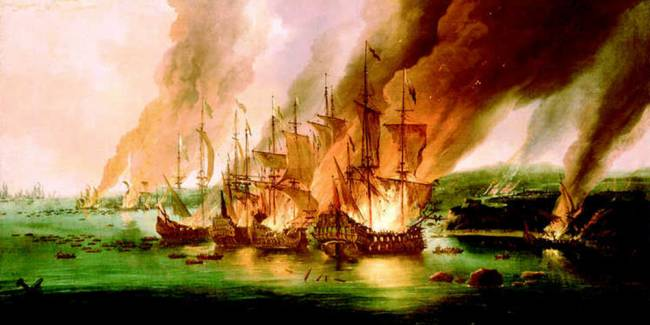 Why I Burned The Ships