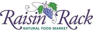 Raisin Rack Natural Food Market Logo