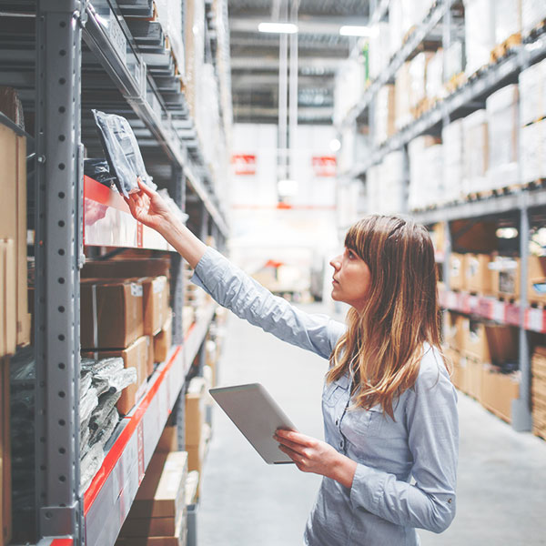 Inventory & Supply Chain Management Solutions | ECRS