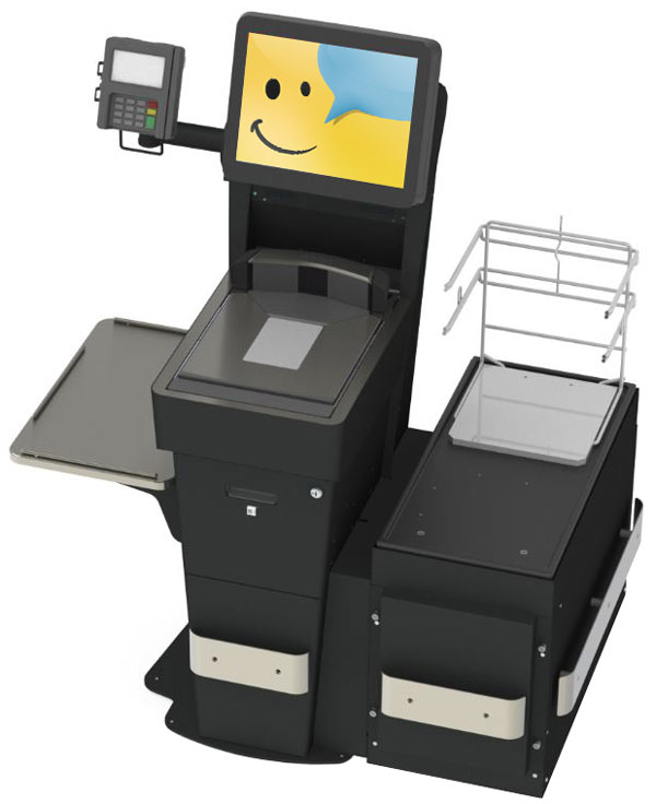 Self Service Checkout System Ecrs