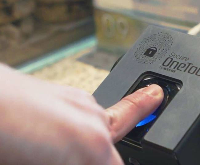 Secure OneTouch® Biometric Reader