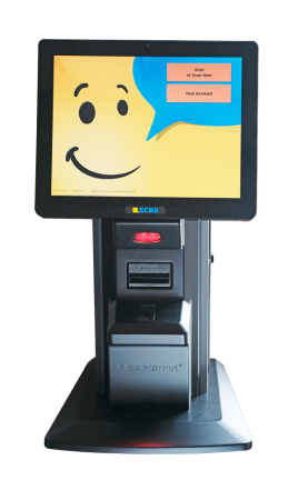 Self Service Checkout System | ECRS