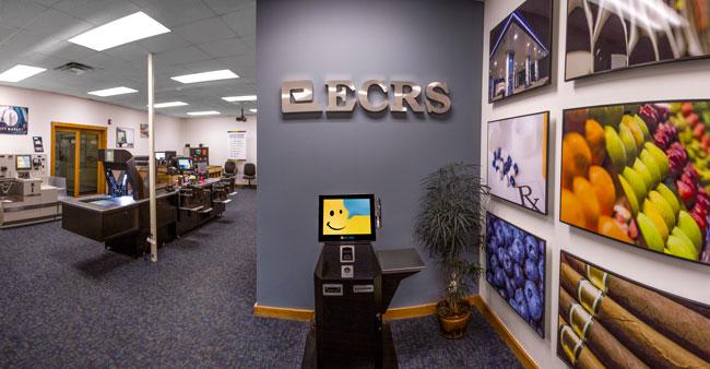 ecrs showroom